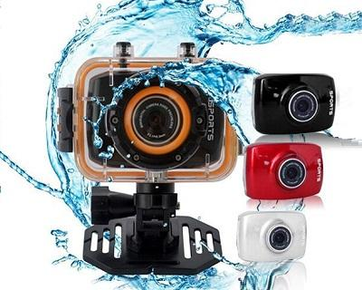 Full HD 1080P Waterproof Sports Camera