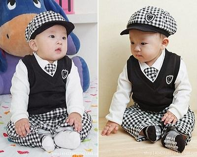 5-In-1 Stylish Cloth Set for Boys