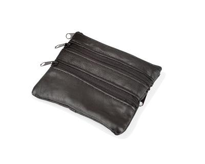 Woodland Leather Zip Coin Purse BR1937