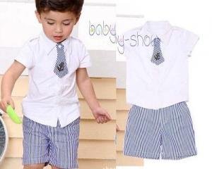 2-In-1 Stylish Cloth Set for Boys